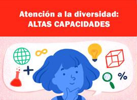 Educación Docente - Atención a la diversidad: Altas capacidades