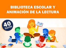 Educación Docente - Biblioteca escolar i animació de la lectura